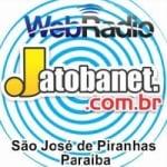 Logo da emissora Rádio Jatobanet