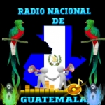 Logo da emissora Radio Nacional De Guatemala HD