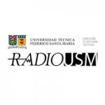 Logo da emissora Radio UTFSM 99.7 FM 1450 AM