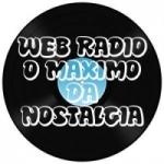 Logo da emissora Web Rádio O Máximo da Nostalgia