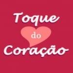 Logo da emissora Rádio Toque do Coração
