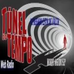 Logo da emissora Web Radio Túnel do Tempo
