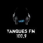 Logo da emissora Rádio Tanques