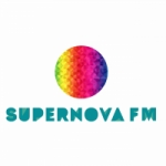 Logo da emissora Supernova FM
