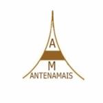 Logo da emissora Antena Mais