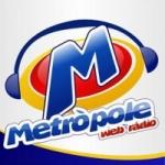 Logo da emissora Metrópole Webrádio