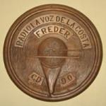 Logo da emissora Radio La Voz de la Costa 900 AM