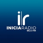 Logo da emissora Inicia Radio 96.5 FM