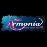 Logo da emissora Radio Armonia FM 100.1