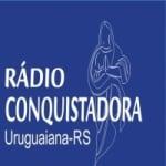 Logo da emissora Web Rádio Conquistadora