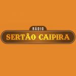 Logo da emissora Rádio Sertão Caipira