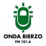 Logo da emissora Radio Onda Bierzo FM 101.6