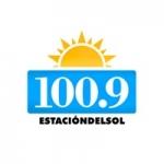 Logo da emissora Radio Estación del Sol 100.9 FM