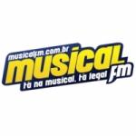 Logo da emissora Rádio Musical 87.9 FM