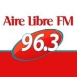 Logo da emissora Radio Aire Libre 96.3 FM