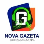 Logo da emissora Rádio Nova Gazeta