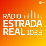 Logo da emissora Rádio Estrada Real 103.3 FM