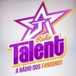 Logo da emissora Rádio Talent FM