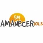 Logo da emissora Radio Amanecer 101.3 FM