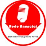 Logo da emissora Rádio Rede Anunciai