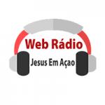 Logo da emissora Web Rádio Jesus em Ação