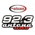 Logo da emissora Radio Antena Uno 92.3 FM