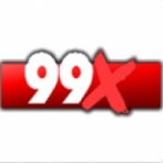 Logo da emissora Radio KTUX 99X 98.9 FM