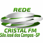 Logo da emissora Rede Cristal FM