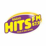 Logo da emissora Rádio Hits 87.9 FM