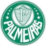 Logo da emissora Rádio Palmeiras