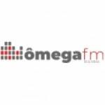 Logo da emissora Rádio Omega 91.5 FM