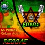 Logo da emissora Rádio Connection Estrela Roots Reggae