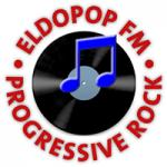 Logo da emissora Rádio EldoPop FM