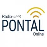 Logo da emissora Rádio Pontal Online