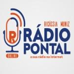 Logo da emissora Web Rádio Pontal Online
