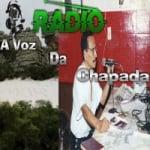 Logo da emissora Rádio A Voz da Chapada