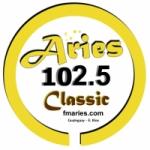 Logo da emissora Radio Aries Classic 102.5 FM