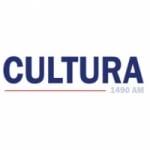 Logo da emissora Radio Cultura 1490 AM