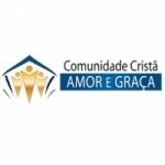 Logo da emissora Rádio Amor e Graça 88.5 FM