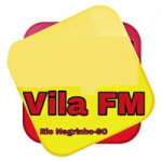 Logo da emissora Web Rádio Vila FM