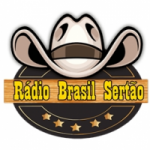 Logo da emissora Rádio Brasil Sertão