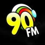 Logo da emissora Radio 90 FM
