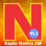 Logo da emissora Rádio Nativa FM