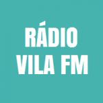 Logo da emissora Rádio Vila FM