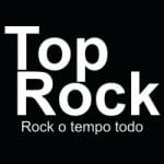 Logo da emissora Rádio Top Rock
