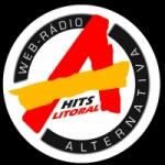 Logo da emissora Rádio Alternativa Hits
