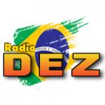 Logo da emissora Rádio Dez