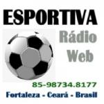 Logo da emissora Esportiva Rádio Web