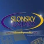 Logo da emissora Slonsky Radio