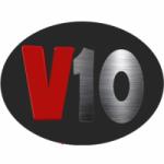 Logo da emissora Rádio Vale 10 FM